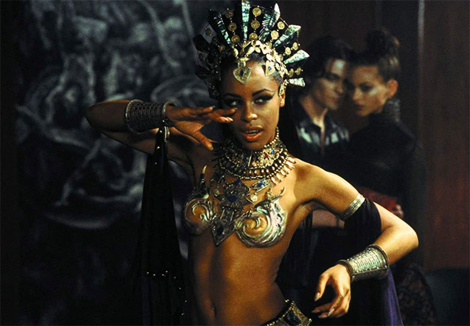Queen of the Damned Aaliyah