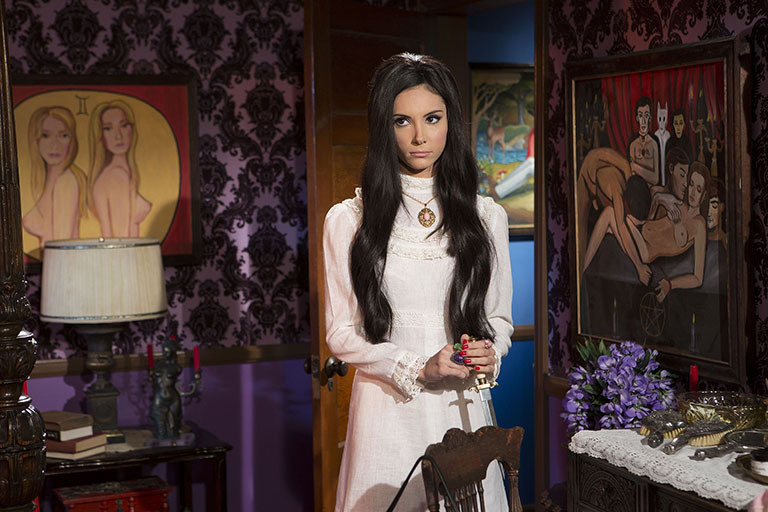 The Love Witch Knife