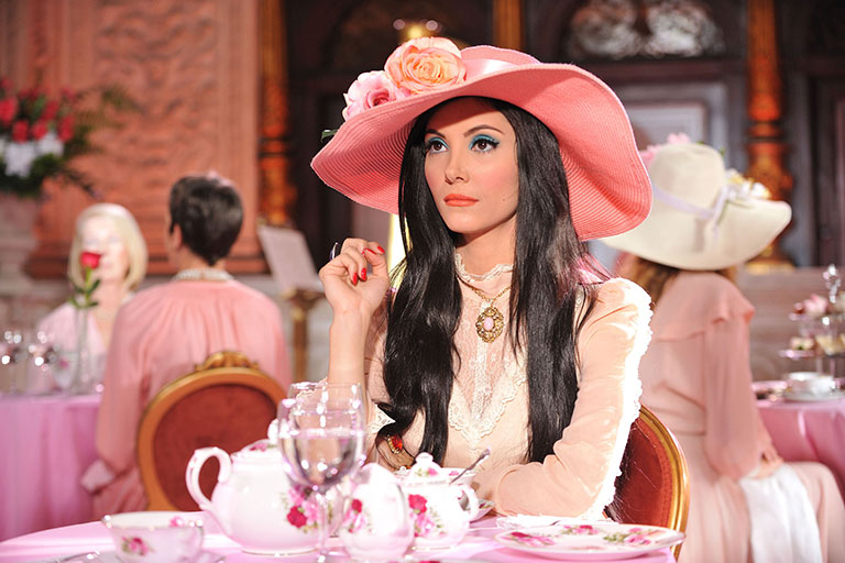 The Love Witch Tearoom