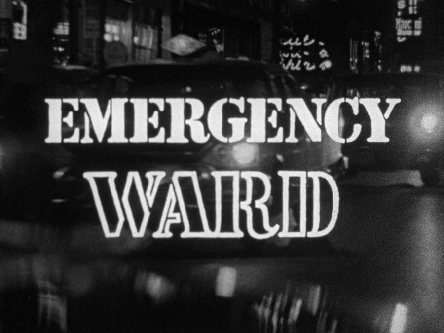 Emergency Ward