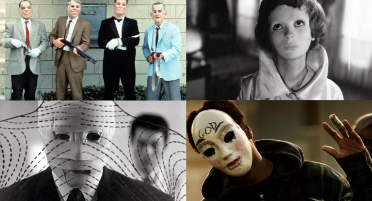 Point Break Eyes Without a Face Face/Off The Purge